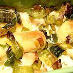 recette Quenelles aux poireaux et noix de st jacques