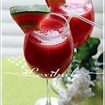 recette Limonade au melon d'eau