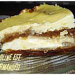 recette Le cheese-cake pain d'épices et poires
