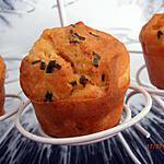 recette petits cakes au saumon et au chèvre façon muffins