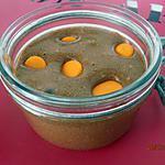 recette mousse au chocolat au lait et aux pépites d'oranges