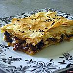 recette Börek aux oignons caramélisés