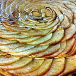 recette Tarte aux Pommes : sans sucre