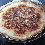 recette Tarte express aux chorizo (faite par ma fille Carla 10 ans)