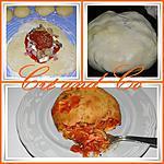recette Bun's façon pizza ou vise versa...