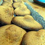 recette madeleines au pépites de chocolat