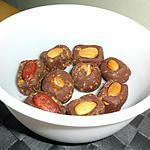 recette BOUCHEES CHOCO / SPECULOOS