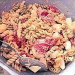 recette salade de pate surimi