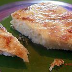 recette omelette brousse-menthe fraîche