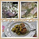 recette Filet mignon aux courgettes