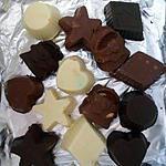 recette Petites pralines .. belges