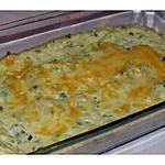 recette parmentier thon/ courgette