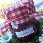 recette confiture de framboises au grand marnier