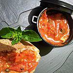 Tapenade niçoise aux tomates confites