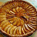recette Tarte aux pommes facile :)