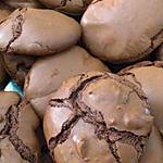 recette Petits gâteaux soufflés au chocolat