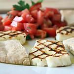 recette Salade à la chypriote