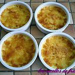 recette crèmes brûlées