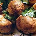 boulettes de surimi panées