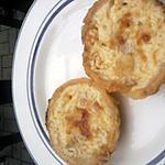 recette minis quiches au thon