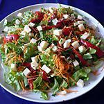 recette Salade composée N1