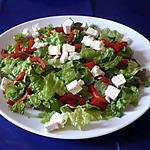 recette Salade composée N°2