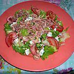 recette Salade composée N°3