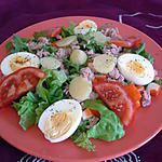 recette Salade composée N°4