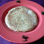 recette Rostis de courgettes