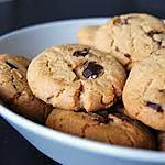 recette Cookies au chocolat U_ù