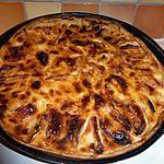 recette tatre alsacienne à la peche