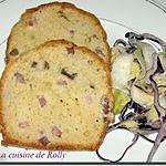 recette Cake bourguignon