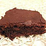 Gâteau au chocolat revisité
