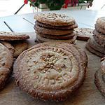 recette Biscuit Sésame Street