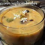 recette soupe chinoise francisé