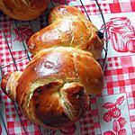 recette Lapins briochés