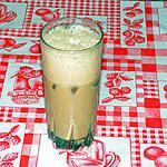 recette Café-chicoré frappé miel