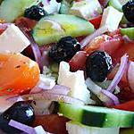 recette Salade Marocaine tres facile et deliciiieuse !