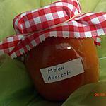 recette confiture melon-abricot