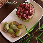 recette Pralines aux amandes