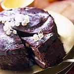 recette Gâteau poire chocolat.