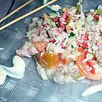 recette Salade De Riz...