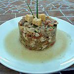 recette salade  de poulet  grillé