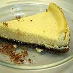 cheesecake : recette Cheesecake Au Citron