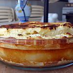 recette Gâteau au fromage à la coco