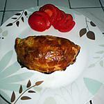 recette Chaussons champignons- jambon-chèvre