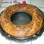 recette cake saumon fumé - poireaux
