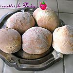 recette pains pour hamburger