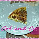 recette tarte à la courgette et au chèvre frais