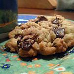 recette Cookies moelleux américain